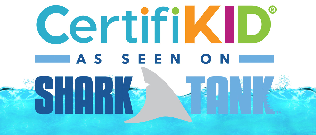 CertifiKID: As Seen on Shark Tank(TM)