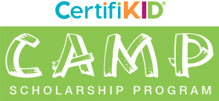 CertifiKID Camp Scholarship Program