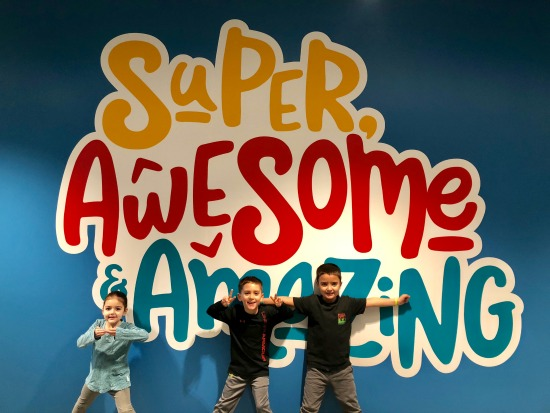 Kids at Super, Awesome & Amazing