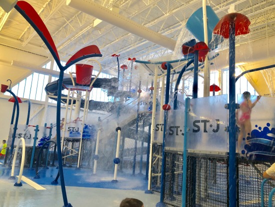 Indoor Waterpark at Super, Awesome & Amazing