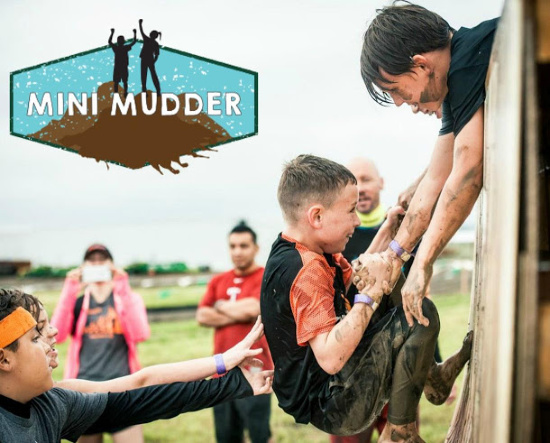 Virginia Tough Mudder 5K for Adults and Mini-Mudder Race for Kids