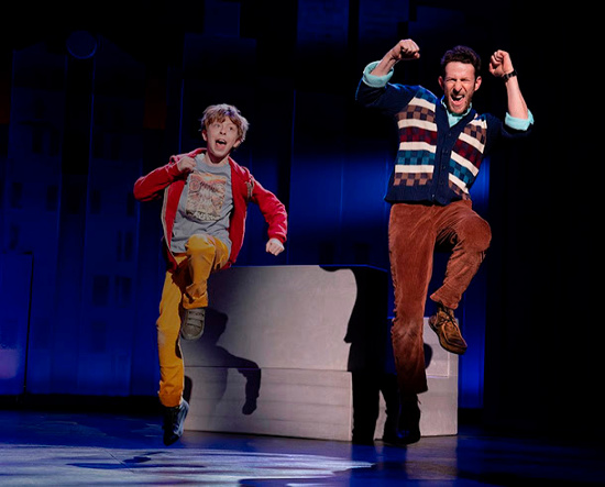 Falsettos at The Kennedy Center