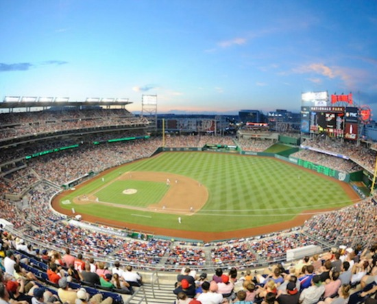 Washington Nationals Baseball Games