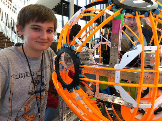 Maker Faire NoVa at George Mason University