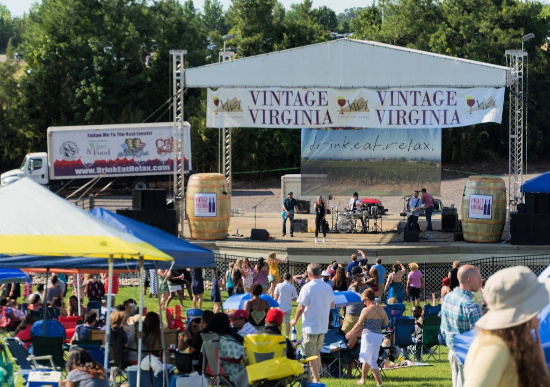 Vintage Virginia Wine & Food Festival 2019 Kid-Friendly