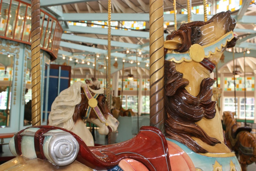 The Historic Carousel in City Park