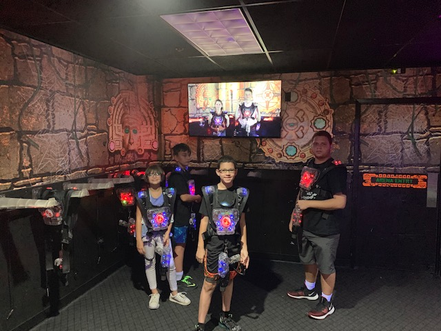 The Zone Ashburn Laser Tag