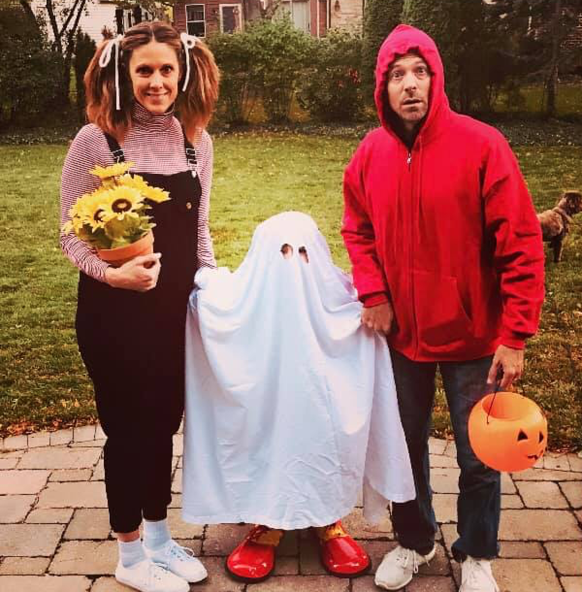 ET family costume