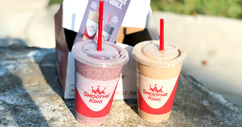 Smoothie King National Smoothie Day 2020