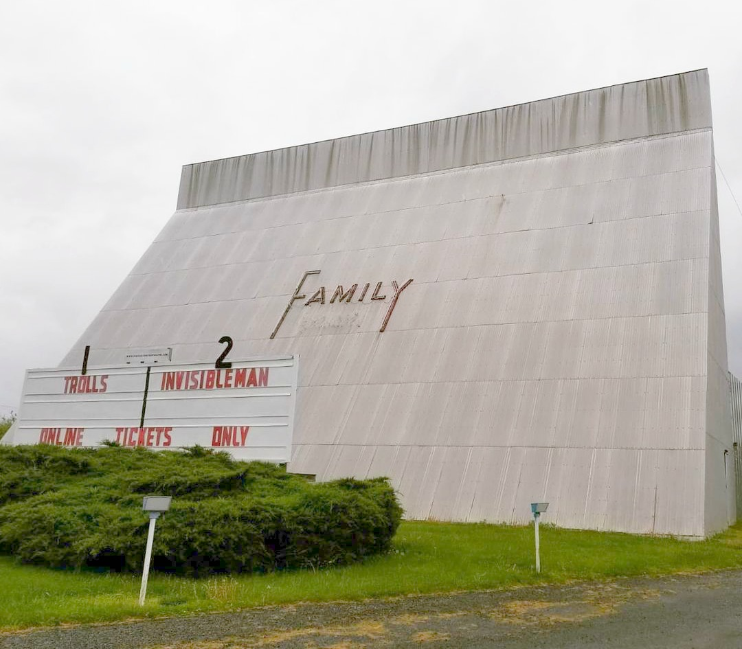 Family Drive-In Theatre Stephens City, Virginia