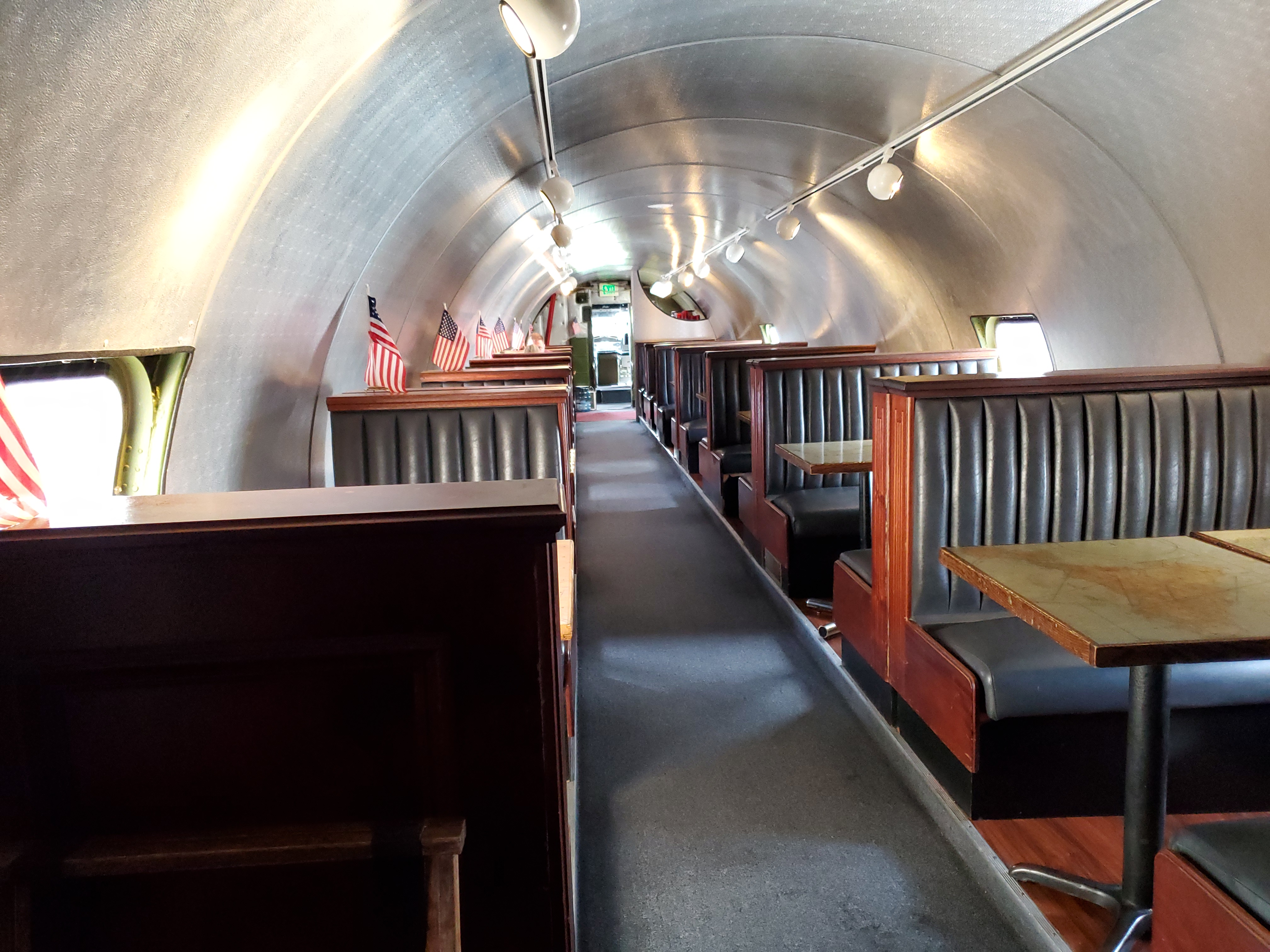 The Airplane Restaurant in Colorado Springs CO